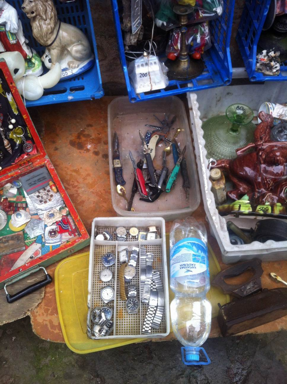 Рынок Вернисаж, Львов