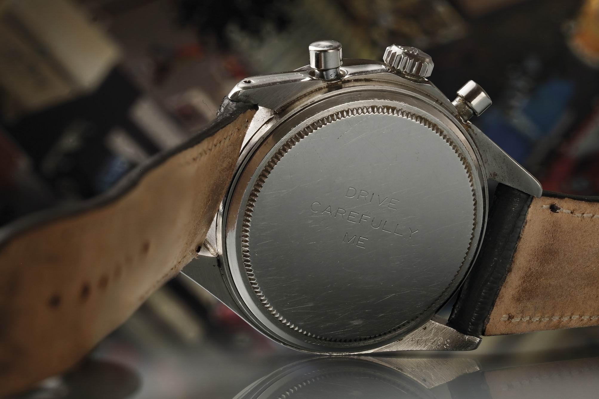 Rolex Пола Ньюмана был продан за 17,75 млн. долларов