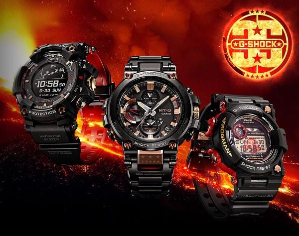 Японский бренд наручных часов Casio